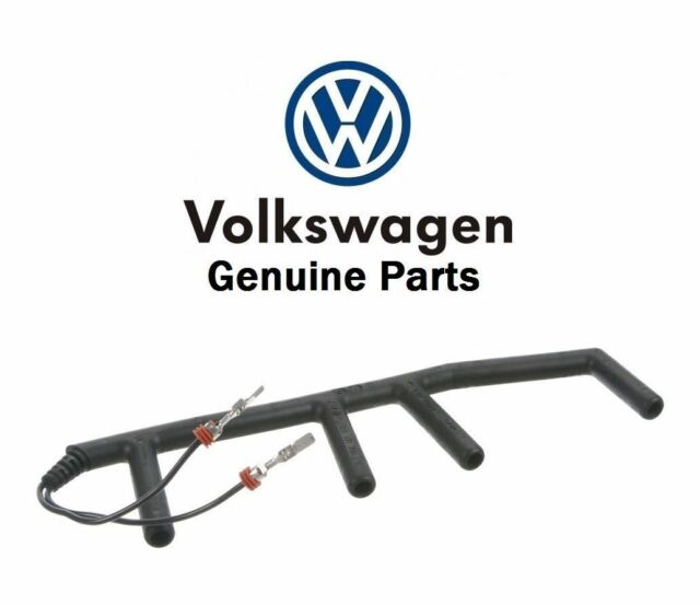 VW Beetle Golf Jetta Diesel Glow Plug Wiring Harness Genuine