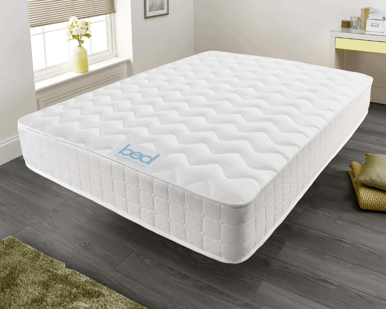 Small Super King Mattress Details About Memory Spring Memory Foam Single Small Double King Size Super King Mattress