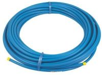 BLUE MDPE PLASTIC WATER MAINS PIPE 20MM OR 25MM IN 25M OR ...