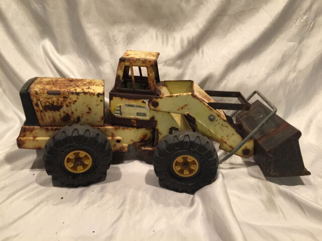 Mighty Vintage Vintage Pressed Steel Tonka Mighty Loader No. 3920 Mint | Ebay