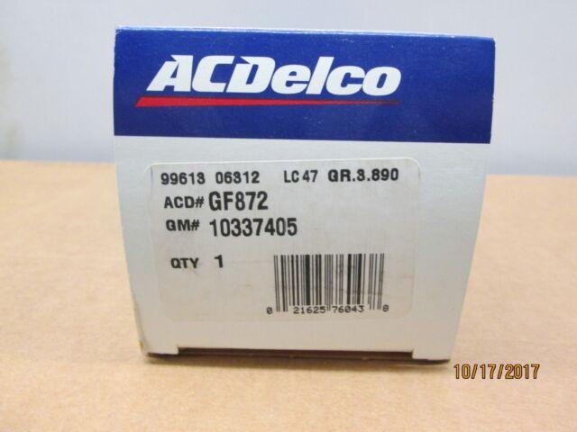 Pontiac GM OEM 2004 Grand Prix-fuel Filter 10337405 for sale online