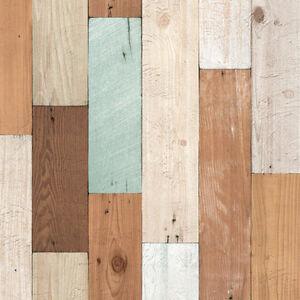 3d Peel And Stick Brick Wallpaper Rustic Wood Panel Self Adhesive Wallpaper Scrap Home Depot