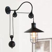 Industrial Barn Gooseneck Indoor Wall Sconce Lamp Fixture ...