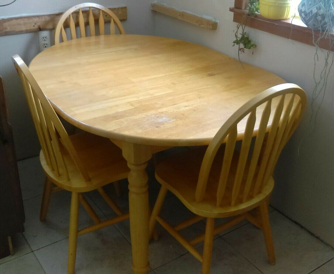 Dining Room Furniture Rustic Oak Dining Table Rustic Traditional Vintage Dinning Furniture 4 Chairs Table