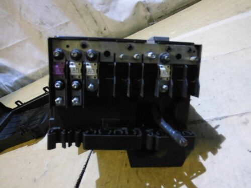 About Audi A3 8p Main Relay Fuse Power Distribution Box 1k0937124k