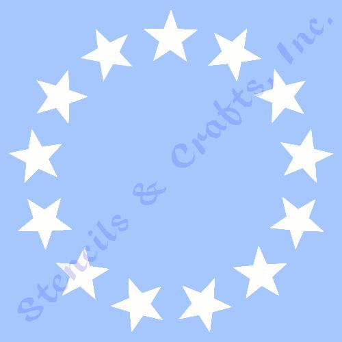 1\ - stars template