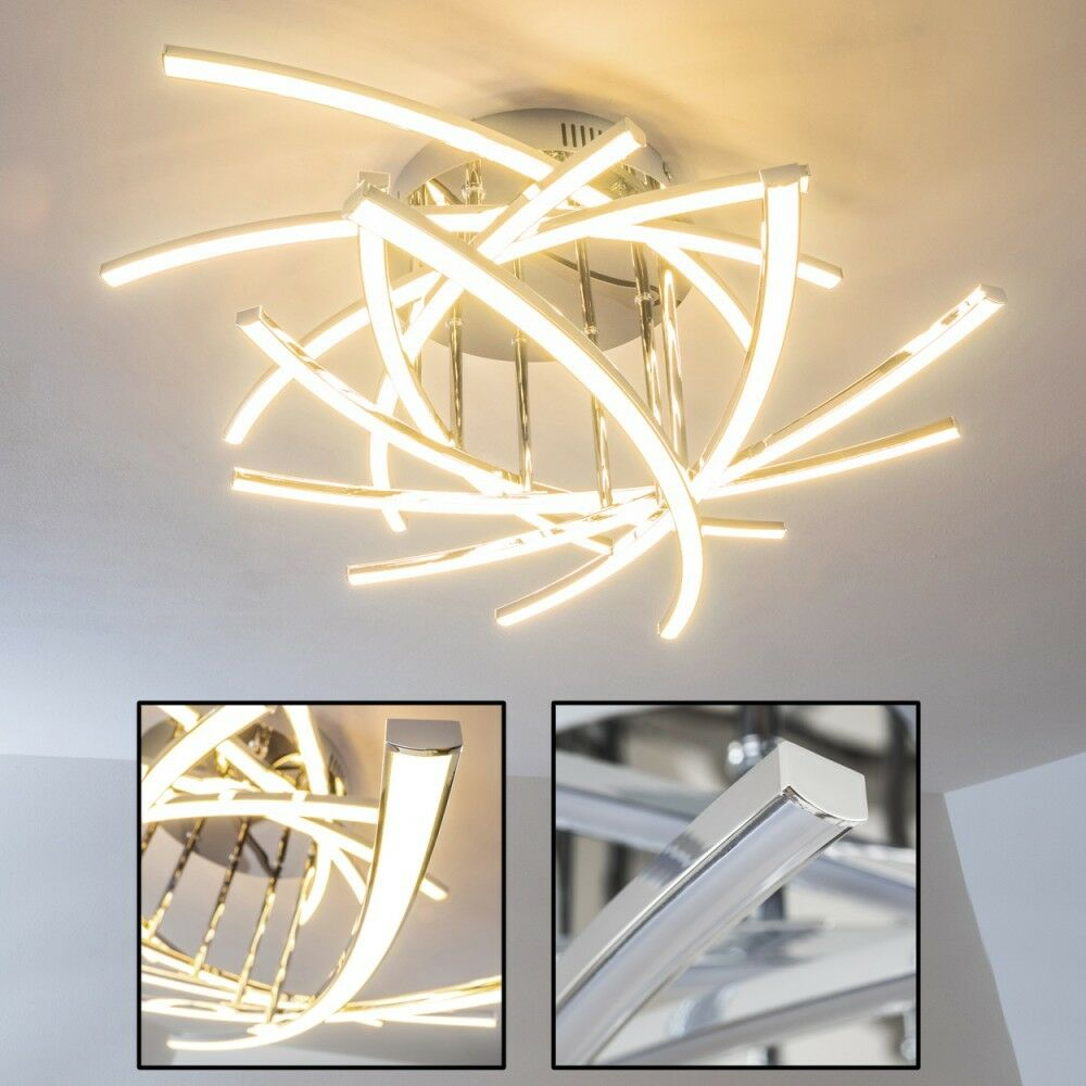 Led Küchenlampe Plafonnier Led Design Lustre Lampe à Suspension Suspension