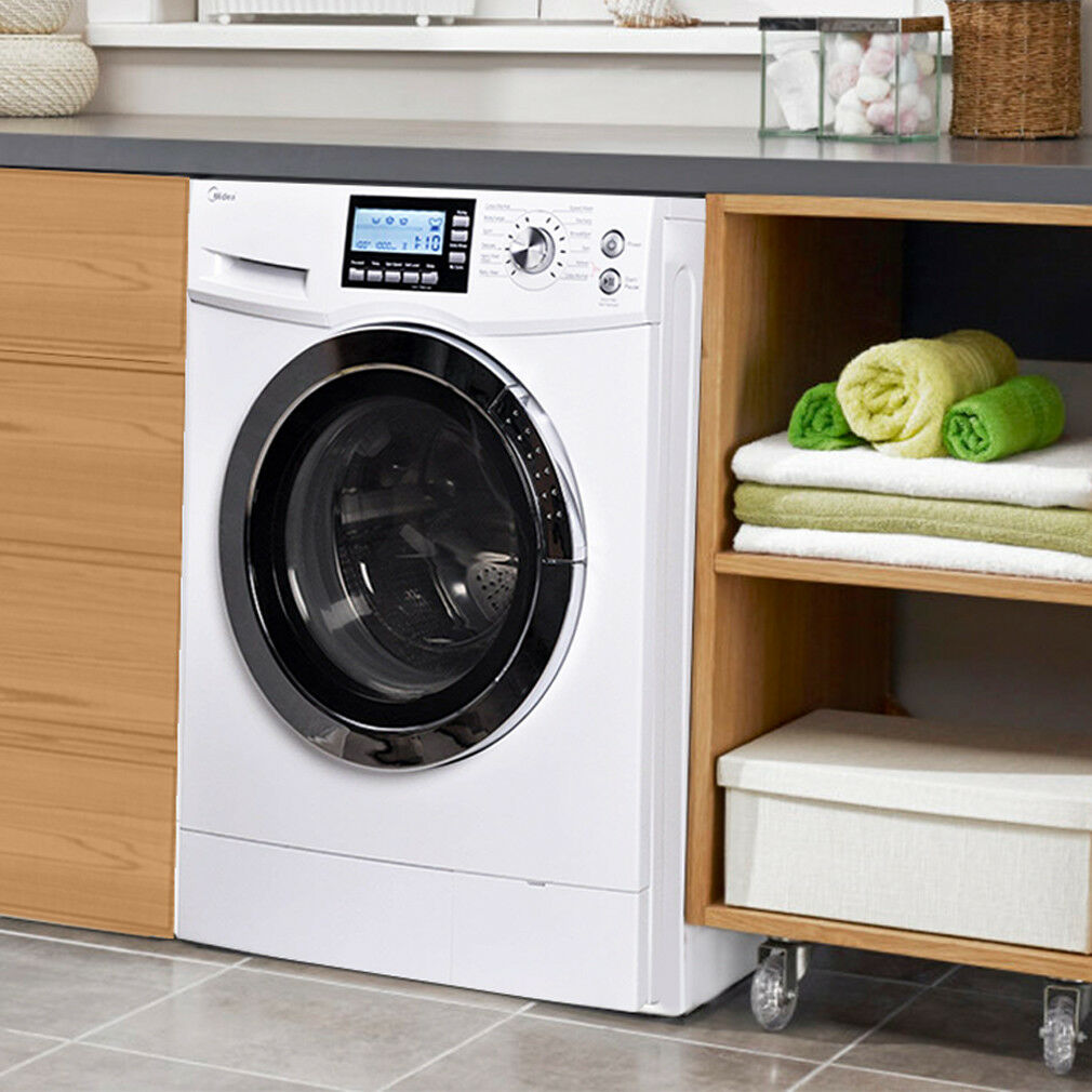 New Washer And Dryer Details About New Midea 2 Cu Ft Combination Washer Dryer Combo Ventless