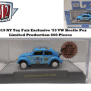 Collectible 1 64 Diecast Car M2 2019 Toy Fair 53 Pez Vw