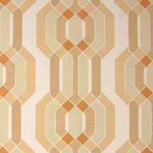 1960s 70s Original Geometric Madeo Mid Century Mod Retro Wallpaper | eBay