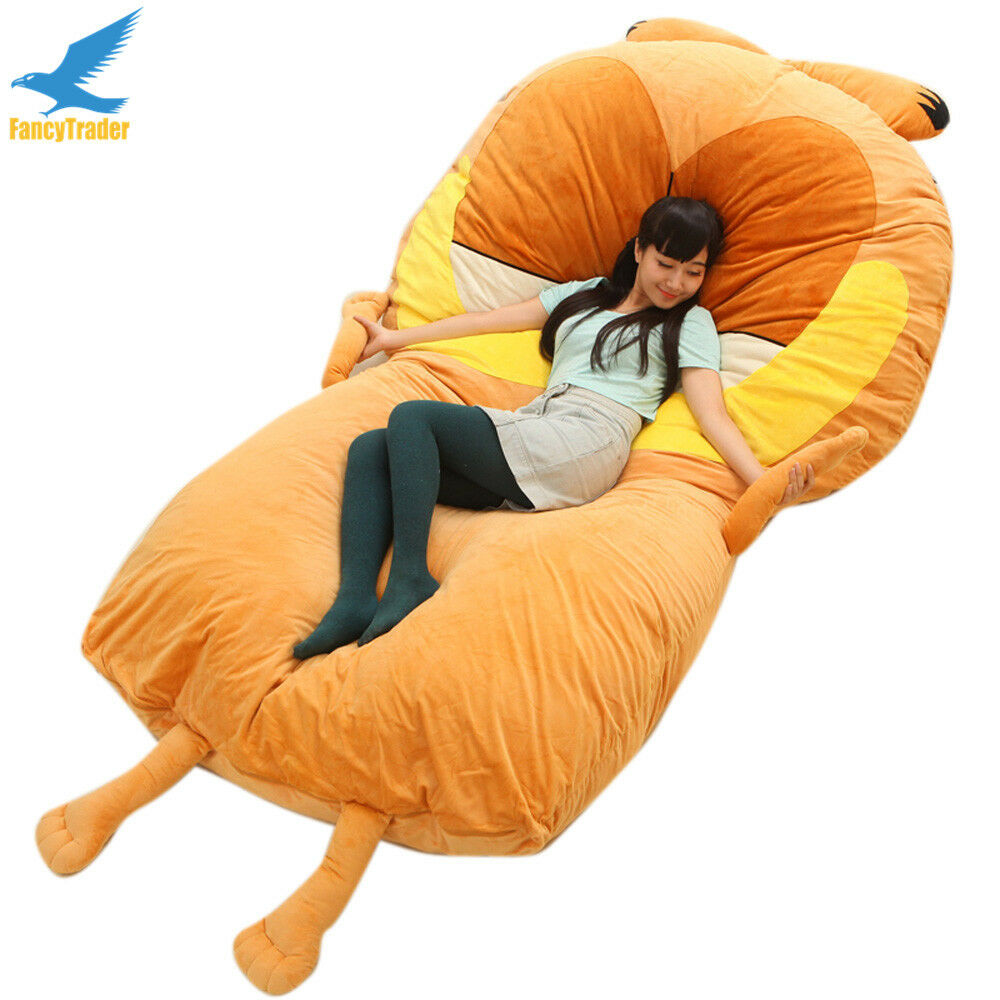 Sofa Bed Giant Malaysia Fancytrader Cartoon Garfield Tatami Sofa Bed Cat Stuffed Sleeping