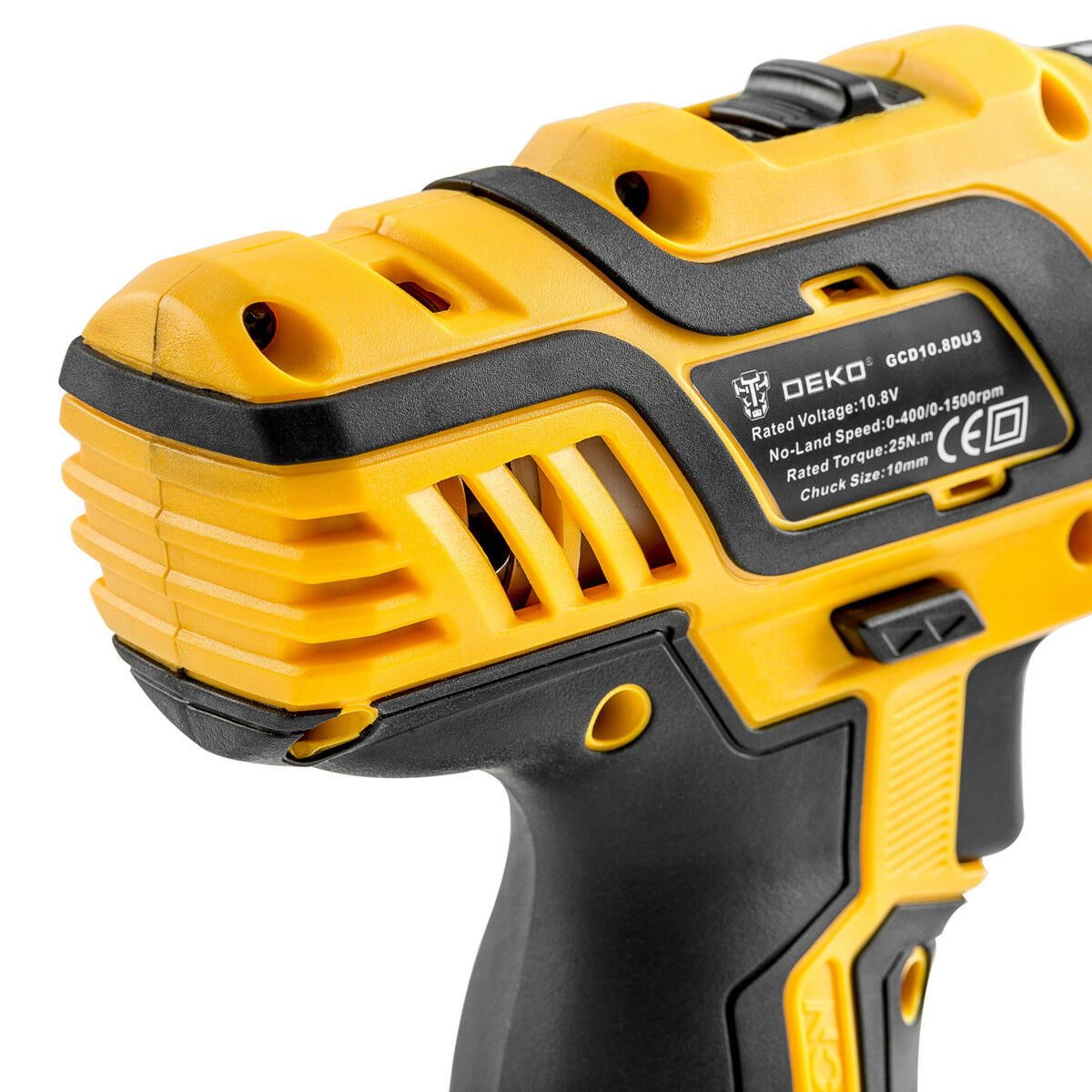 Deko Discount 24 Deko 3 8 Inch Dc Lithium Ion Battery Cordless Hammer Drill Electric Driver