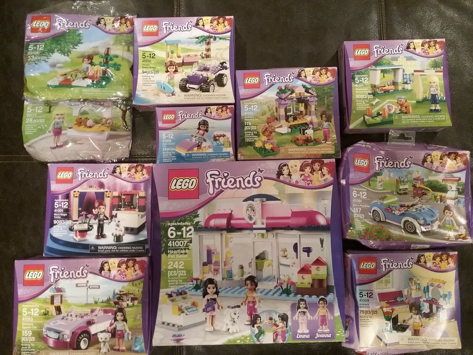 Lego Friends Badezimmer Badmöbel Set Novel