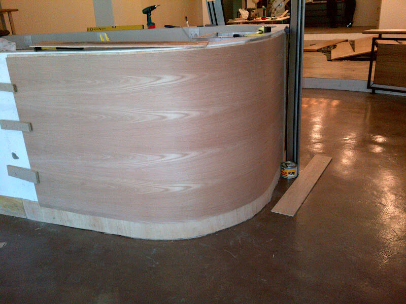 Flexa Mdf Grondverf Flexible Plywood Sheets - 5mm Flexi Ply Bendy Plywood