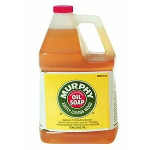 1 Gallon Murphys Oil Soap Liquid Wood Floor Cabinet