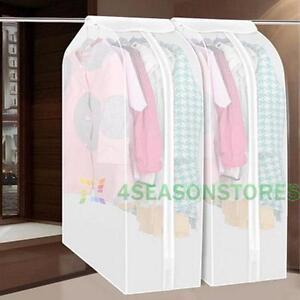 Dustproof Clothes Hanging Garment Suit Coat Cover