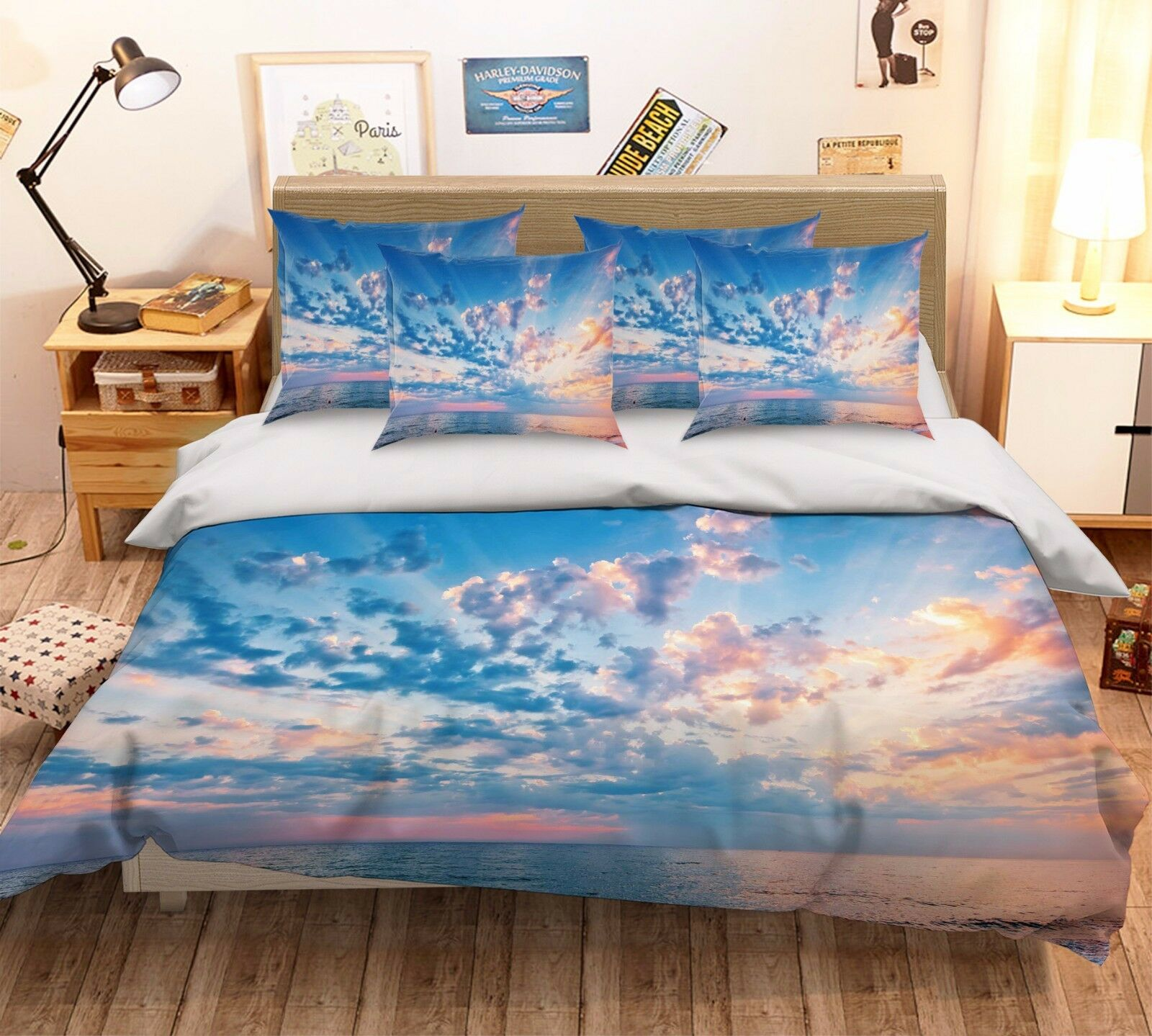 Boho Quilt Covers Australia 3d Vast 384 Bed Quilt Duvet Cover Set Single Queen King Size Au