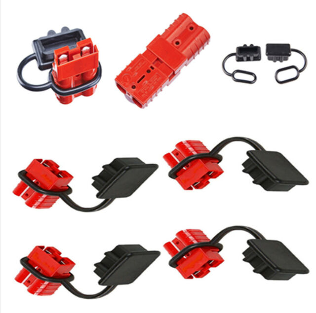 Battery Quick Connect Disconnect Kit Wire Harness Plug Winch Trailer