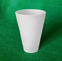 Replacement Conical Frosted Glass Lampshades for Ikea ...