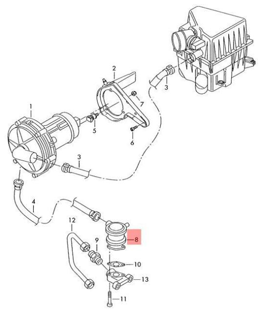 Vw R32 Engine Emissions Diagram - Best Place to Find Wiring and