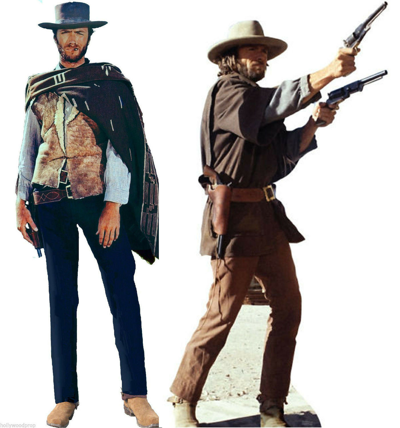 Bad Guy Set It Off Chords Clint Eastwood The Good Bad And Ugly Josey Wales Lifesize