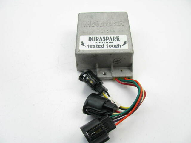 NOS OEM 1981-1987 Ford Duraspark Ignition Module Ltd Mercury 1982