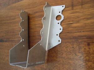 Joist Hangers 316 Marine Grade Stainless Steel 45 X 90mm