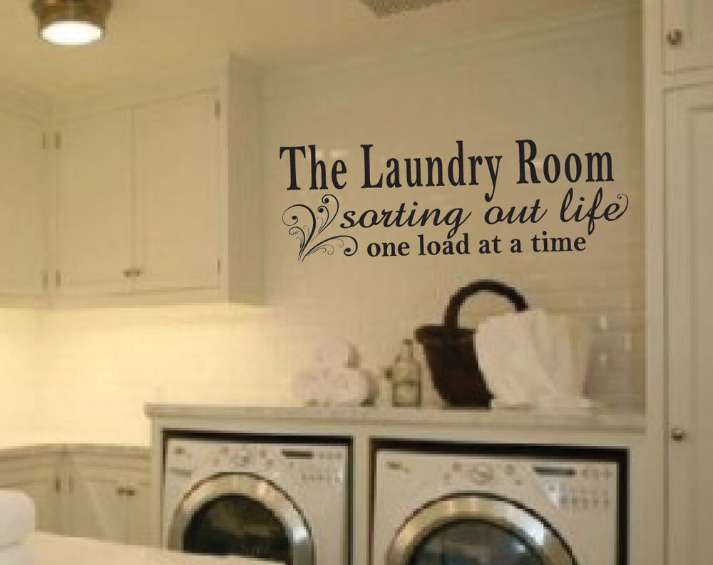 wall stickers ebay australia laundry room vinyl wall decal sticker ebay download