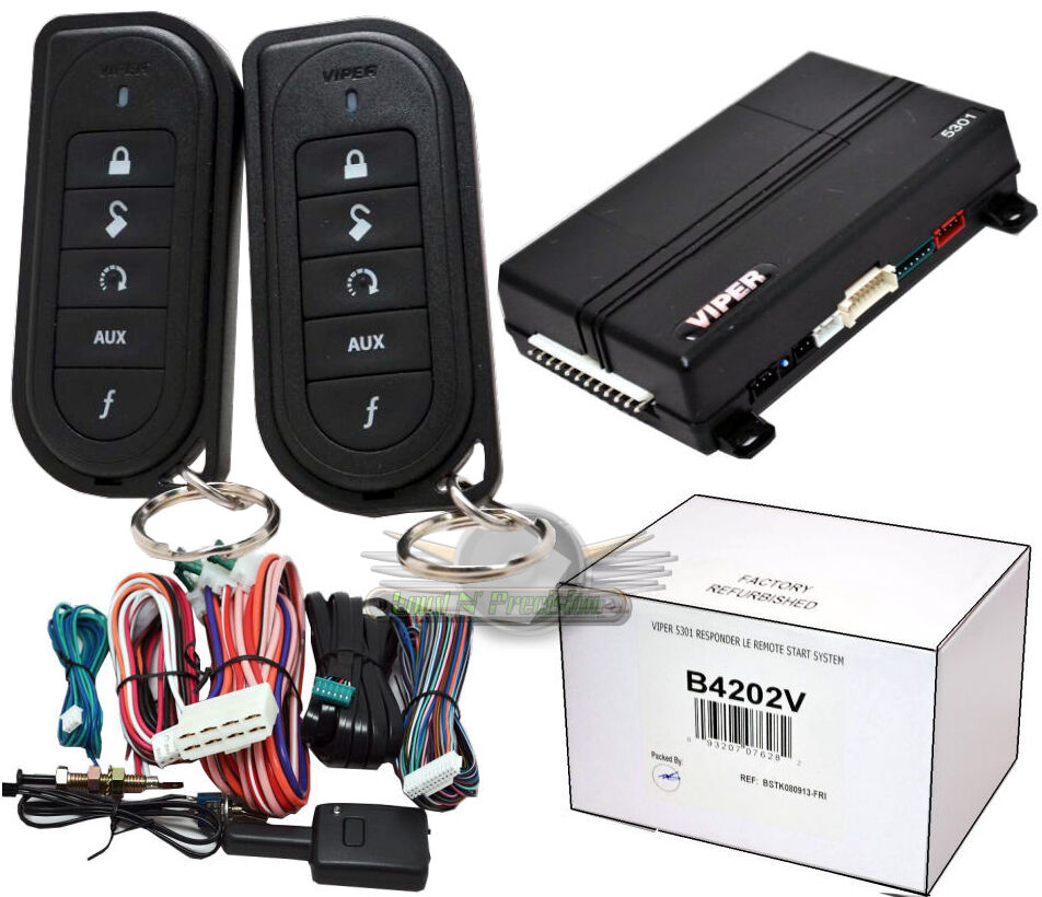 Viper 4204 Responder LE Remote Start System with Keyless Entry Viper