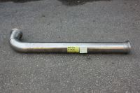 """Stainless Steel Pipe with Bend BSM Fittings 75mm or 3""""inch ..."""