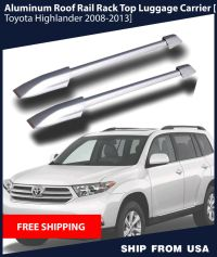 For 2008-2013 Toyota Highlander Aluminum OE Style Roof ...