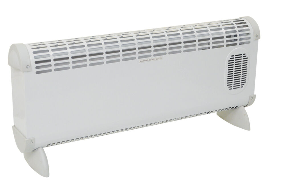 25kw Low Level Free Standing Electric Convector Heater