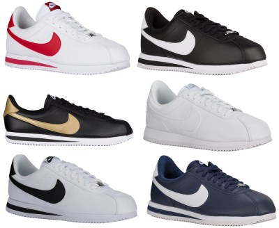 NEW NIKE CORTEZ RUNNING LIFESTYLE SHOES sneakers leather ...
