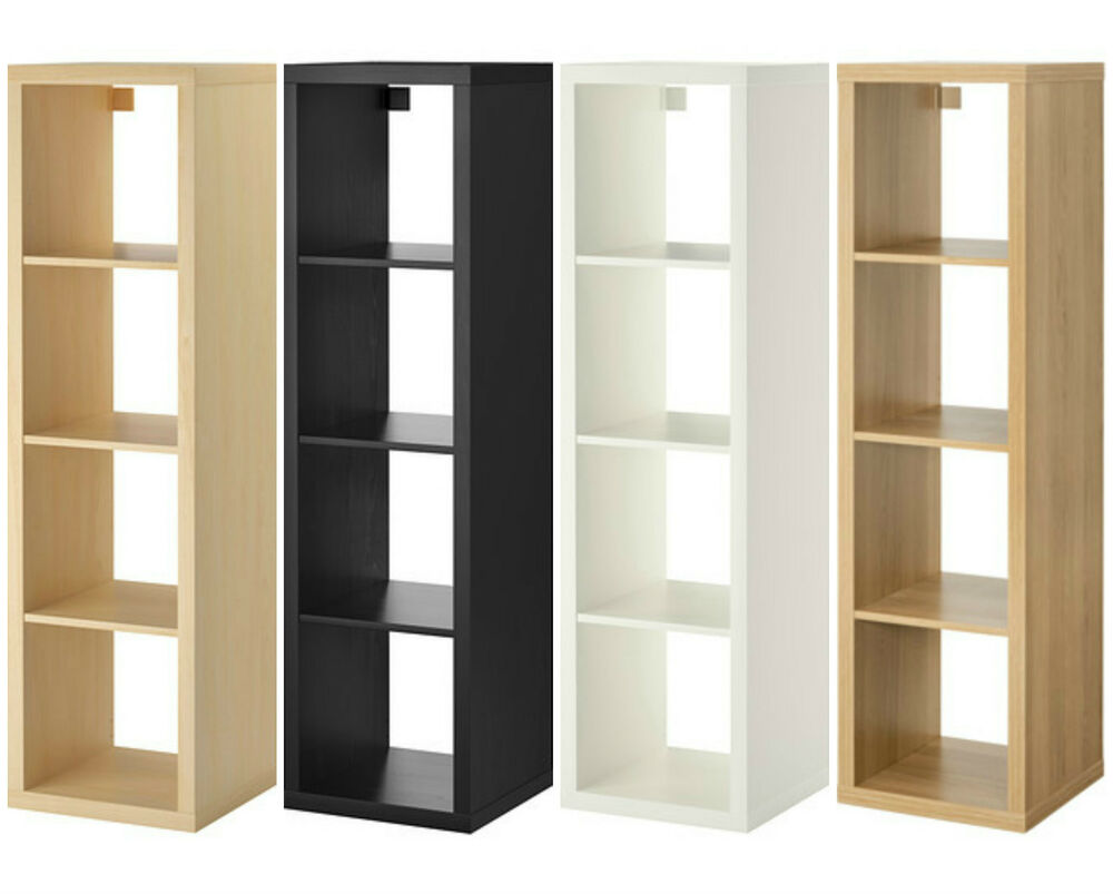 Ikea Kallax Cube Storage Bookcase Shelf Book Case 4