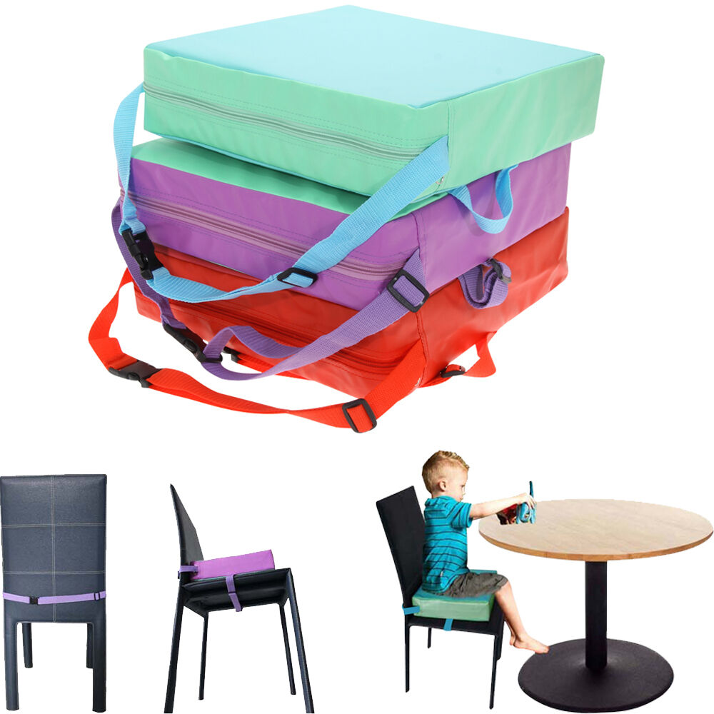 Baby Kids Soft Chair Booster Cushion Toddler Highchair