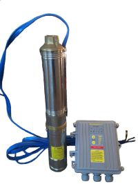 "DC48V 750W Solar Pump 3"" Solar Submersible Pump High"