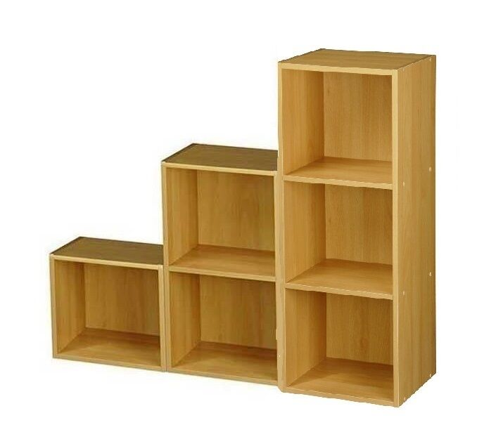 8 Cube Organizer Ikea Beech Wooden Cube Bookcase Square Step Cubes Unit Shelf