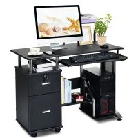 Computer Desk PC Laptop Table WorkStation Home Office ...