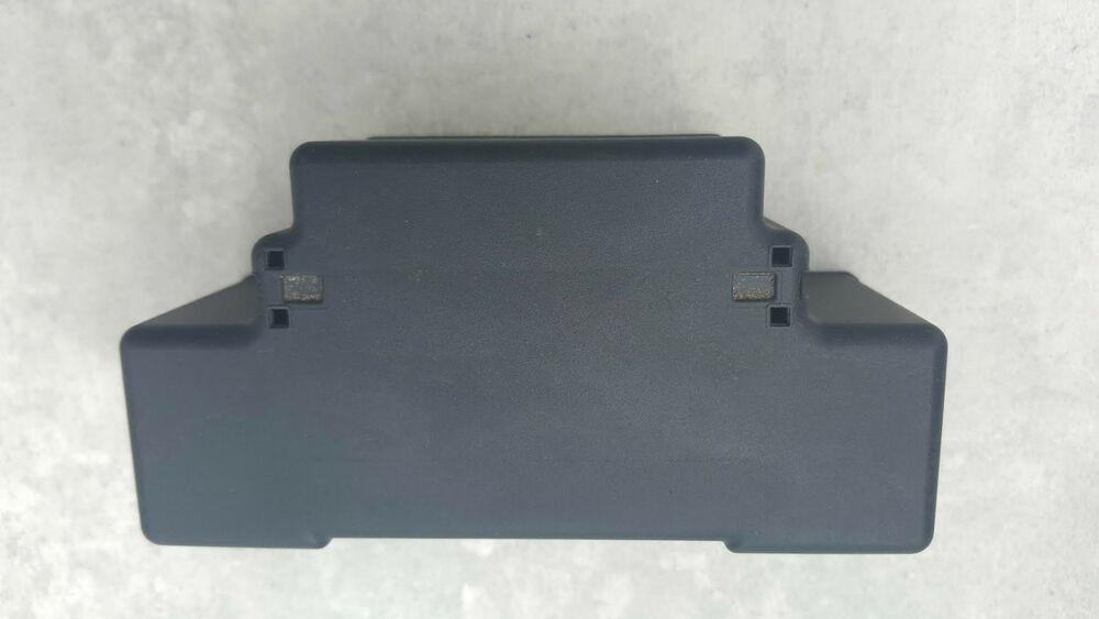 VAUXHALL OPEL ASTRA H ZAFIRA B FUSE BOX RELAY LOWER COVER LID