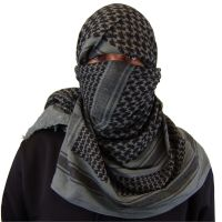 Military Army Shemagh Tactical Desert Keffiyeh Scarf 100% ...