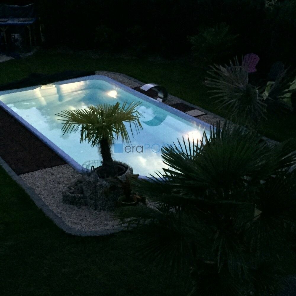 Gfk Pool Sale Gfk Pool Set 5 0x3 0x1 5m Gfk Schwimmbecken Set Fertigbecken Swimming Gartenpool Ebay