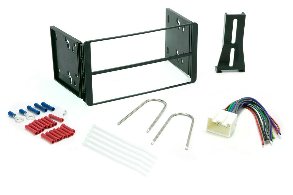 Double Din Dash Kit for Ford Car Radio Stereo Install Installation