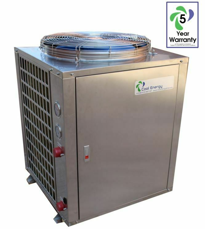 17kw Air Source Heat Pump Water Heater Replace Gas Oil