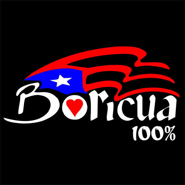 Home Screen Wallpaper With Quotes Boricua 100 Puerto Rico Flag Large Decal 20 Quot X10 75 Quot Ebay