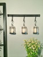 Modern Wall Sconce Candles Holders