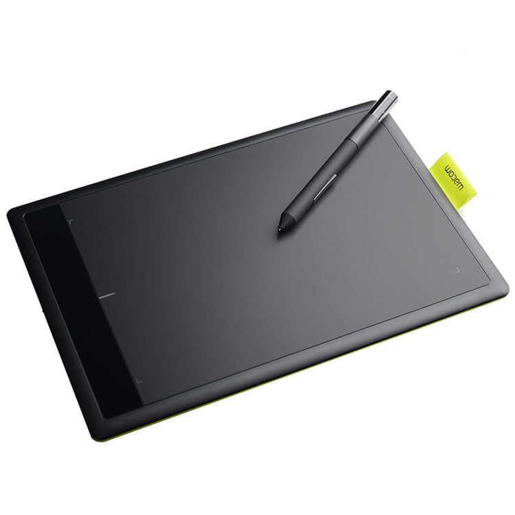 Design Tablett One By Wacom Bamboo Splash Pen Small Tablet Ctl471 Drawing