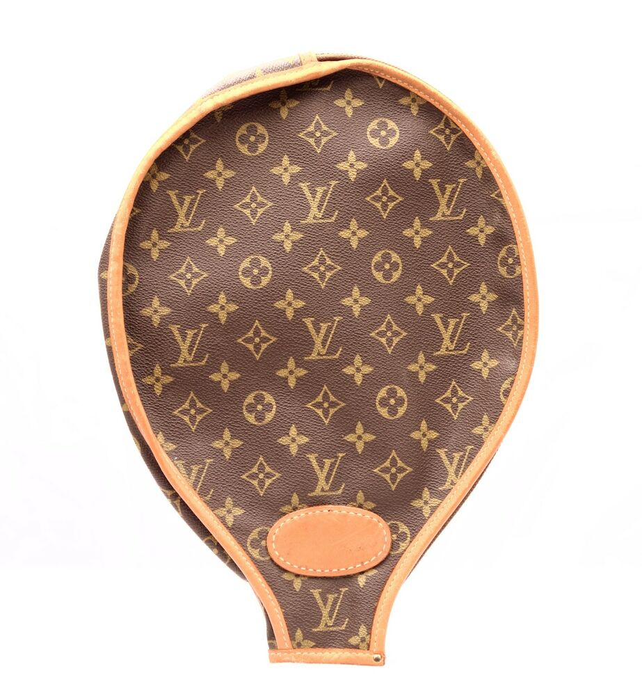 monogrammed tennis racquet covers