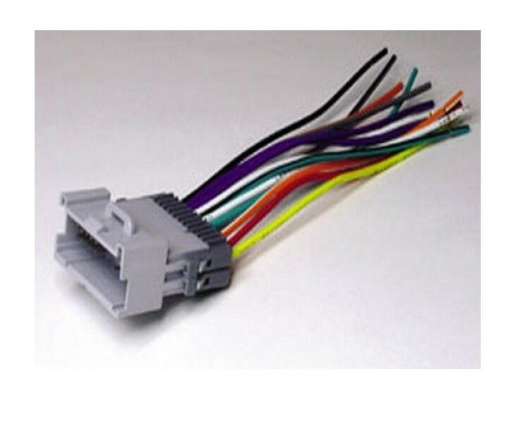 Scosche Wiring Harness Color Code Gm 3000 Electrical Circuit