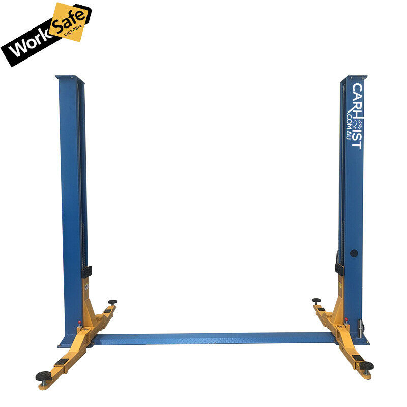 Domestic Garage Car Lift 2 Post Car Hoist Car Lift Garage Lift Vehicle Lift Workshop Home Use Hoist Ebay