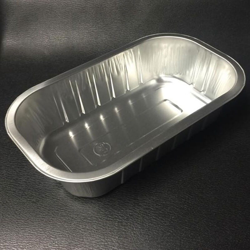 Ovenware Aluminium Foil Tin | Strong Disposable Baking Tray | Loaf